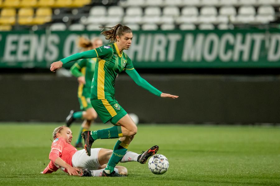 ADO Den Haag Vrouwen sluit Eredivisie Cup af met winst