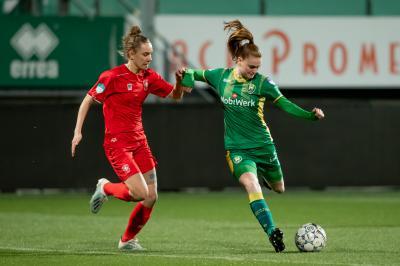 Eeuwige stand Eredivisie Vrouwen