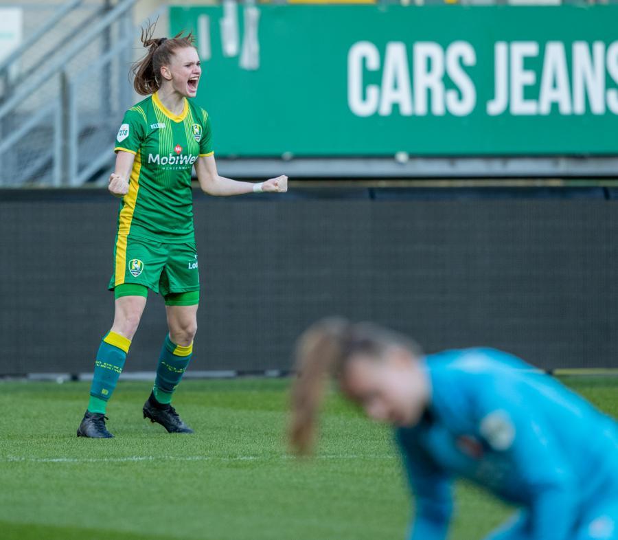 ADO Vrouwen gelijkwaardig aan titelfavoriet FC Twente