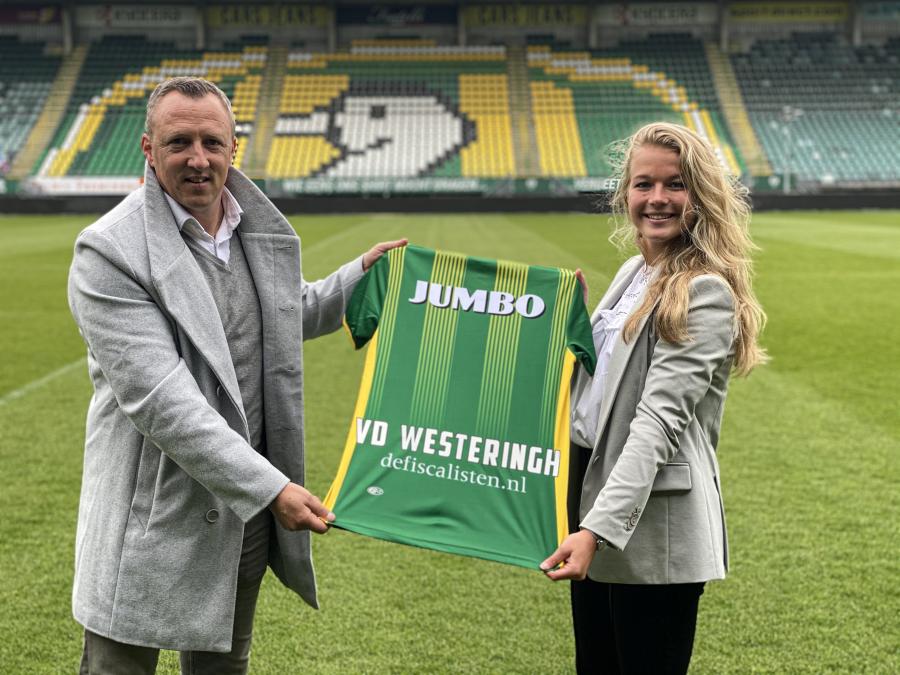 ADO Den Haag Vrouwen contracteert Kirsten van de Westeringh