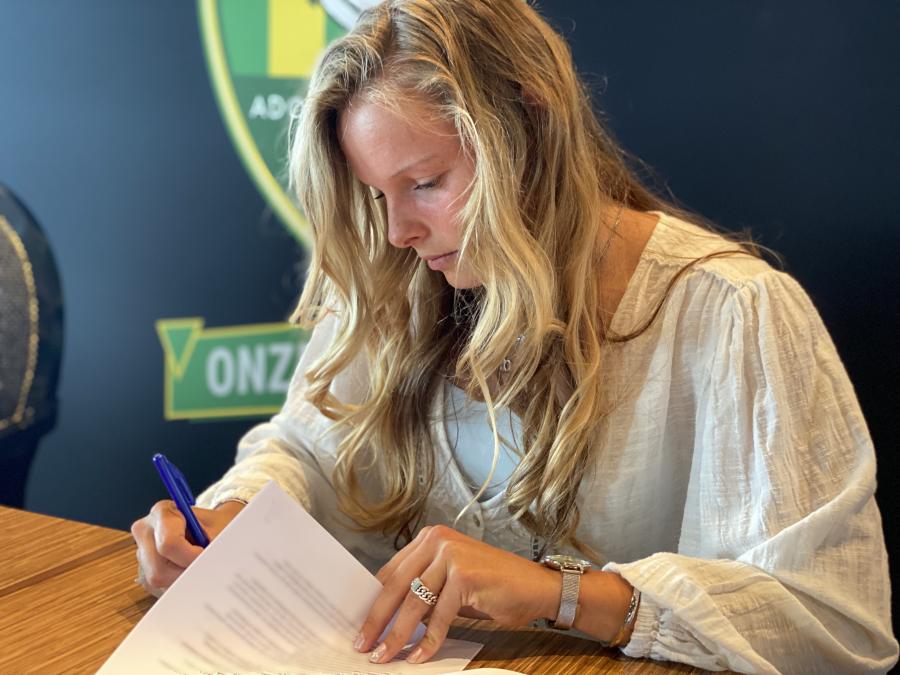 Contract Jaimy Ravensbergen verlengd tot 2023