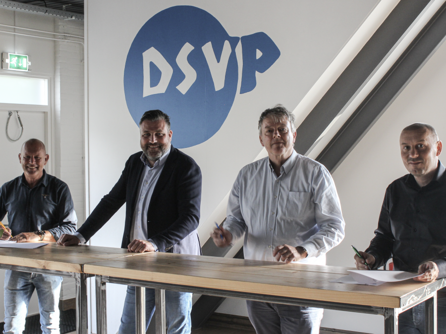 DSVP eerste partnerclub ADO Den Haag Vrouwen