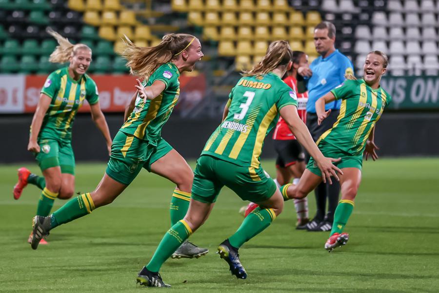 Voorbeschouwing Excelsior Rotterdam – ADO Den Haag Vrouwen