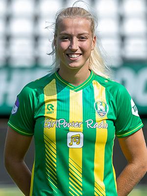 Jannette  van Belen
